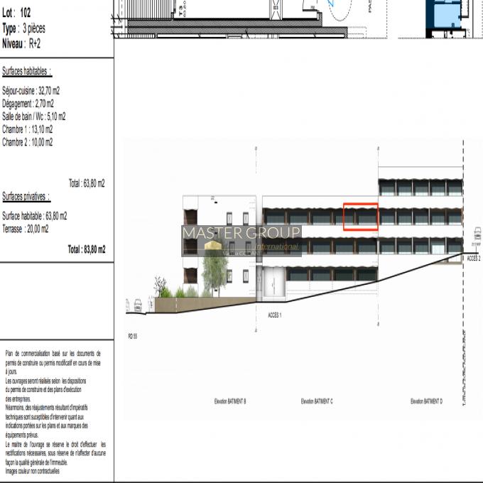 Offres de vente Appartement Pietrosella (20166)