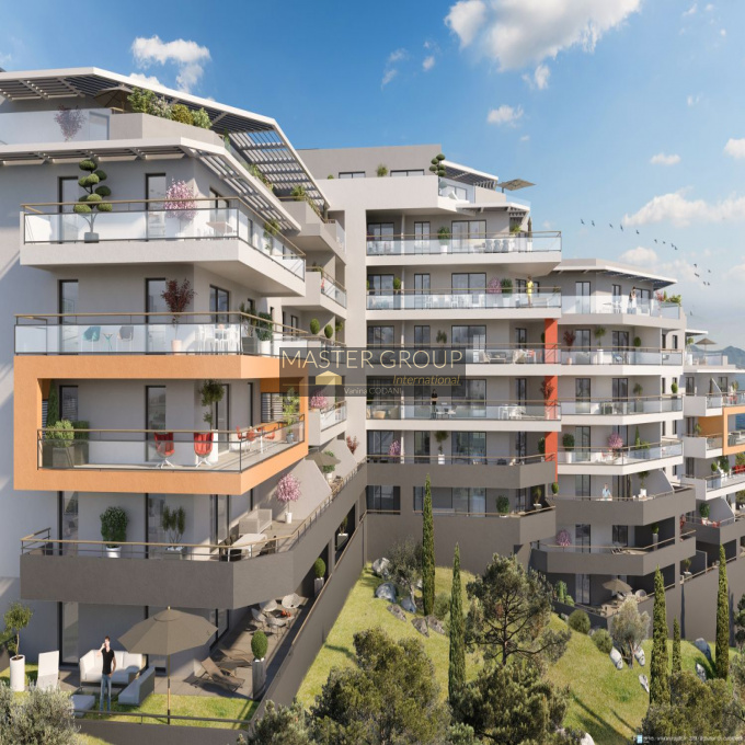 Programme neuf Appartement Ajaccio (20090)